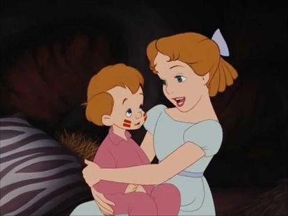 El síndrome de Wendy, cuya denominación está inspirada en el personaje de la historia de 'Peter Pan', que necesita a alguien a quien cuidar para afirmar su identidad.