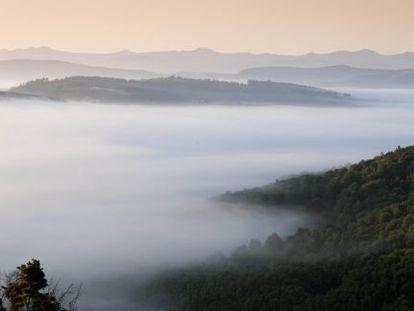 Montañas de A Fonsagrada (Lugo)..