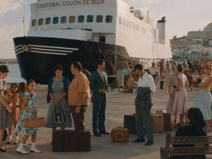 Imagen del inicio de 'Los europeos'.