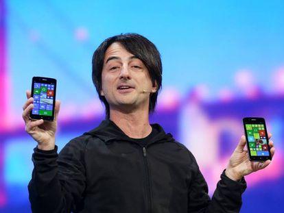 Joe Belfiore, máximo responsable de Windows Mobile.