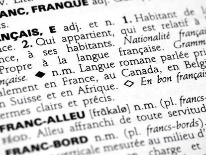 En Francia, la ortografía y la gramática tienen algo de sagrado, de seña de identidad nacional.