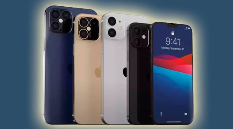 Posible iPhone 12 Pro Max