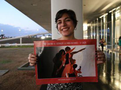 Un concurso sobre la Ley Maria da Penha en Brasil destaca trabajos que apuntan a la solidaridad y la diversidad como caminos para empoderar a las mujeres