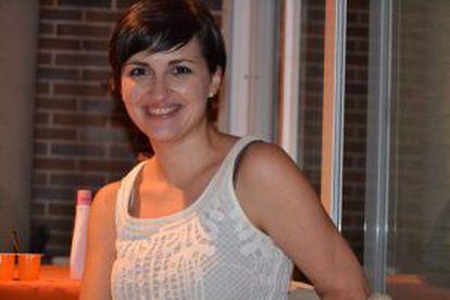Lidia Sanmartín Novo.