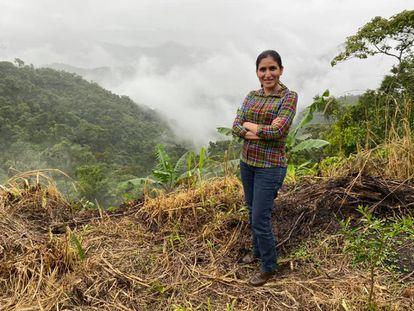 Ivonne Gallegos, política independiente asesinada en Oaxaca.