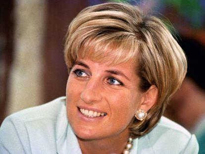 Diana de Gales, en mayo de 1997.