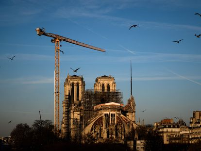 La catedral Notre Dame de París