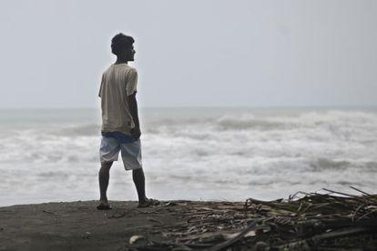 Jairo Mora, el ambientalista asesinado en Costa Rica.