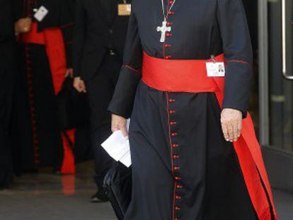 El cardenal Pell
