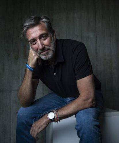 Emilio Aragón, recién cumplidos los 60 años.