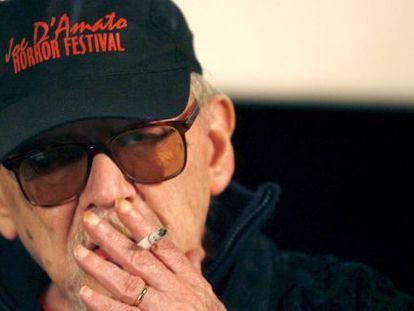 El director de cine madrileño, Jesús Franco.