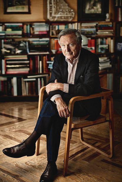 El arquitecto Rafael Moneo vive desde 1967 en la misma casa.