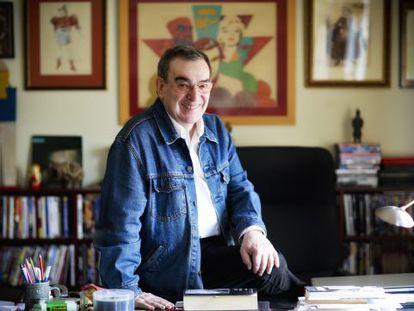 El director de cine Pedro Olea.