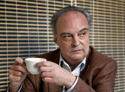 El escritor Enrique Vila-Matas (Barcelona, 1948)