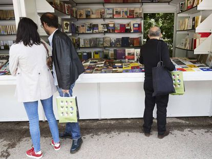 Feria del Libro de Madrid 2018