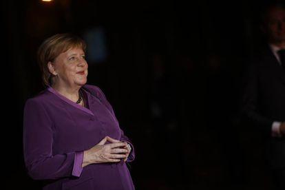 Angela Merkel, en 2018.