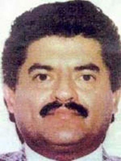 Una foto del FBI de Juan José Esparragoza Moreno, 'El Azul'.
