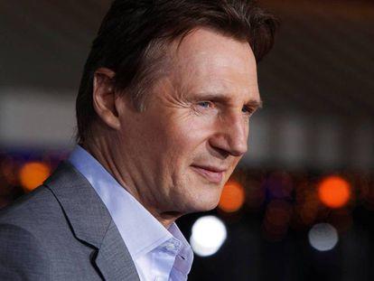 El actor Liam Neeson. En vídeo, declaraciones del actor a la ABC.