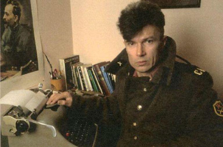 Eduard Limónov.