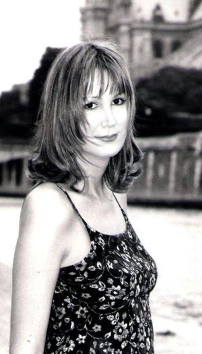 La viguesa C.T.G.A., conocida en internet como Charlotte Goiar.