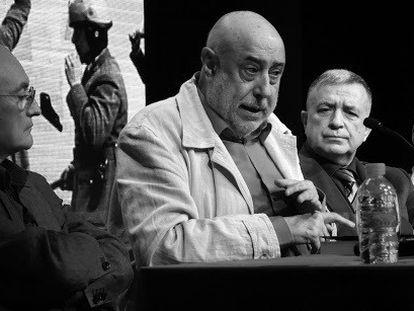 Muere el escritor y abogado Josep Maria Loperena.