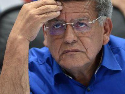 El candidato del plagio en Perú
