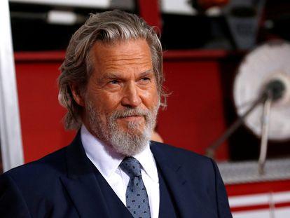 El actor Jeff Bridges.