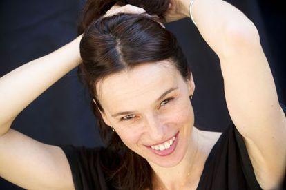 La actriz Ariadna Gil.