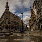 DVD 994 (23-03-20) Madrid Vacio. Plaza de Canalejas. Foto Samuel Sanchez