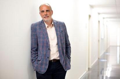 Joan Ridao, profesor de Derecho Constitucional de la UB y exletrado mayor del parlamento de Cataluña.