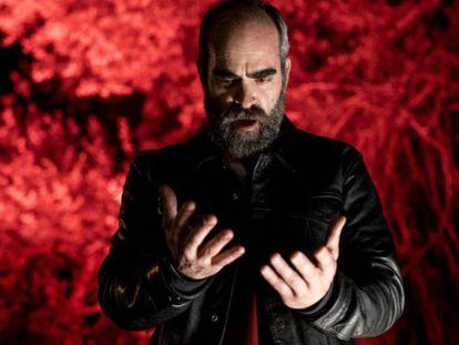 Luis Tosar, en 'Quien a hierro mata'. En vídeo, crítica de Carlos Boyero.