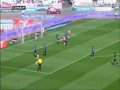 """El Almería de Lillo desperdicia un penalti y al menos otras seis ocasiones claras. <strong><a href=""""http://www.elpais.com/buscar/liga-bbva/videos"""">Vídeos de la Liga BBVA</a></strong>"""
