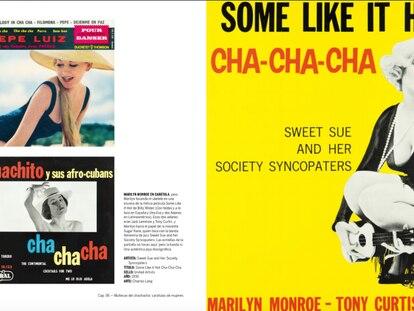Páginas del libro 'Chachachá: Un Baile y Una Época' (Gladys Palmera).