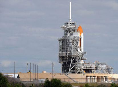 El transbordador saldrá el sábado de Cabo Cañaveral (EE UU) con rumbo a la Estación Espacial Internacional.