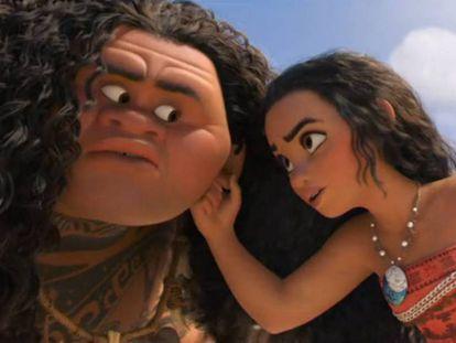 Vaiana, la princesa Disney feminista