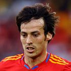 DURBAN, SOUTH AFRICA - JUNE 16:  David Silva of Spain runs with the ball during the 2010 FIFA World Cup South Africa Group H match between Spain and Switzerland at Durban Stadium on June 16, 2010 in Durban, South Africa.  (Photo by Laurence Griffiths/Getty Images)