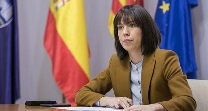 Diana Morant, alcaldesa de Gandia, quien ocupará la cartera de Ciencia e Innovación