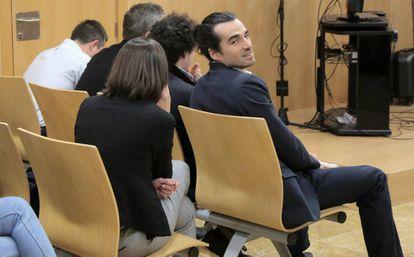 Alberto García Sola en el juicio contra Seriesyonkis.