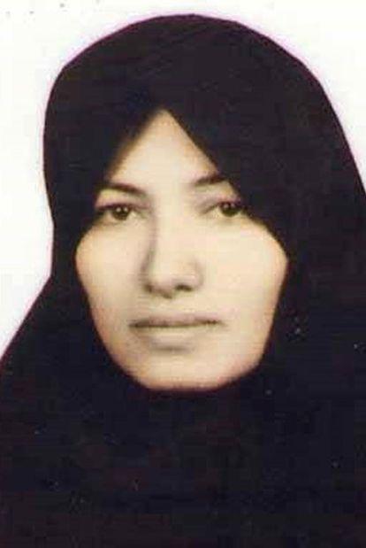 Sakineh Ashtianí.