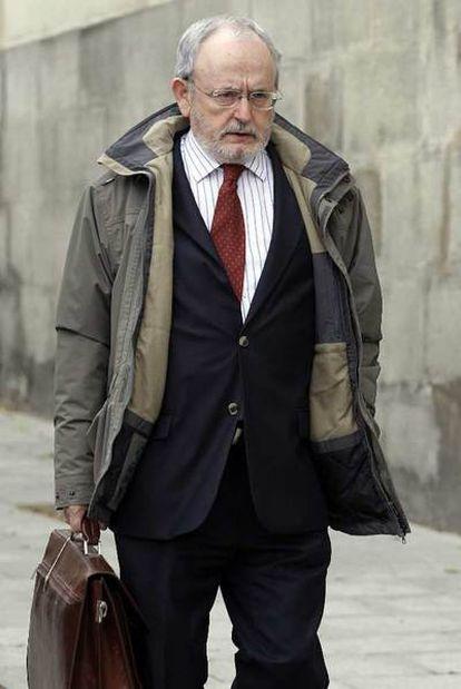 El magistrado del Tribunal Supremo Luciano Varela.