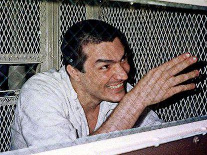 Víctor Saldaño, en el corredor de la muerte.