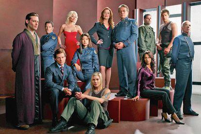 El 'remake' de 'Battlestar Galactica' ha conseguido ir más allá y volver a enganchar a los espectadores.