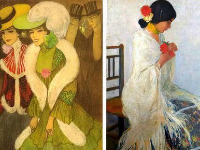 Dos ejemplos del registro temático de Joan Cardona.