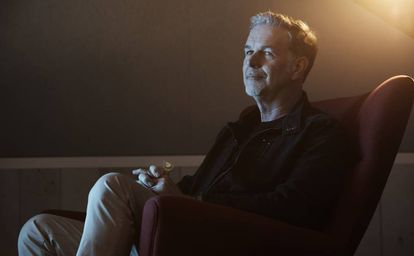 El fundador de Netflix, Reed Hastings