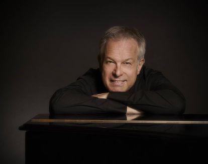 El tenor Christoph Prégardien, en 2015.