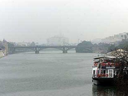 La niebla retrasó vuelos en Sevilla