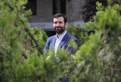 Francisco de Asís de Ribera, detective digital que investiga junto a un grupo internacional la hipótesis del laboratorio de Wuhan como origen de la covid-19.