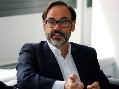 Fernando Garea, en una imagen de marzo de 2017.