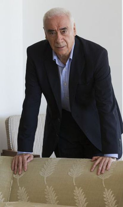 El consejero Luciano Alonso.