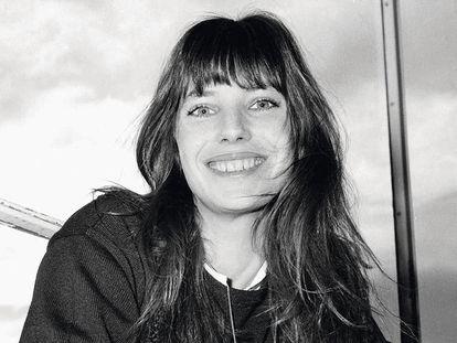 Jane Birking retratada en 1971.
